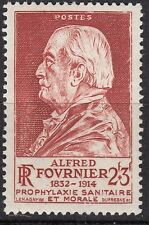 FRANCE TIMBRE NEUF N° 748 ** ALFRED FOURNIER