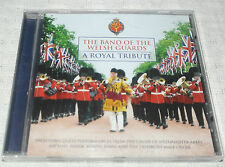 CD Album Band Of The Welsh Guards -  A Royal Tribute CD