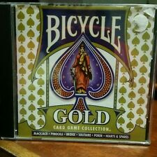 Bicycle Gold Card Game Collection PC GAME �� �� �� FREE POST
