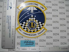 USAF Air Force 1915th COMMUNICATIONS Squadron  patch STICKER The connecting link