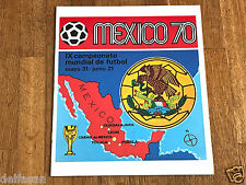 Album figurine PANINI MEXICO 70  COMPLETE wm wc munchen 74 sticker europa 80 set