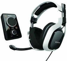 Astro A40 Gaming Wired Headset for PS3 PS4 Xbox PC WHITE