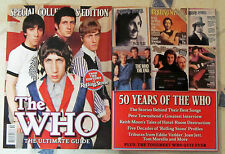ROLLING STONE Special COLLECTORS Edition The WHO ULTIMATE GUIDE 50 Years Daltrey