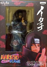 NARUTO DXF UCHIHA ITACHI SHINOBI RELATIONS Vol. 2 BANPRESTO FIGURE NEW NUEVA