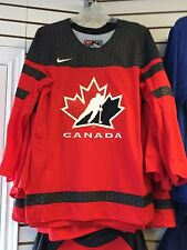 2017 World Juniors Championship Team Canada Red Jersey Player WJC IIHF Medium