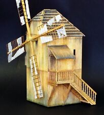 Plus Model 1:35 Windmill - Wood Diorama Accessory #469