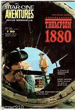 STAR-CINE AVENTURES n°203 ¤ 1968 ¤ THOMPSON 1880 ¤ ROMAN PHOTO
