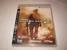 Call of Duty: Modern Warfare 2 (Playstation PS3) Original Complete Excellent!