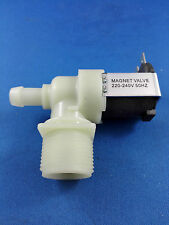 HOOVER, SIMPSON WASHING MACHINE WATER INLET VALVE 16L/MIN 90 DEGREE
