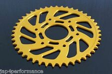 TYGA  KTM Duke & RC 125 , 200 , 390 ALUMINIUM REAR SPROCKET 39T 2014-2015 models