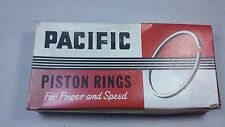 Pacific Piston Rings 6344 STD size Fits 68-73 Ford 429, Mercury 429, Lincoln 460