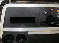 CLUB CAR DS Golf Cart Radio Dash Plate Console to install a stereo on cart #RP