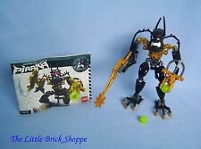 Lego Bionicle 8900 Piraka REIDAK - Complete figure with instructions