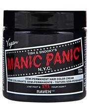 Manic Panic Raven Black Classic Dye Hair Dye Punk Gothic