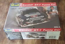NEW Revell # 7604 1:24 Chuck Etchells Kendall GT-1 Funny Car Kit Factory Sealed