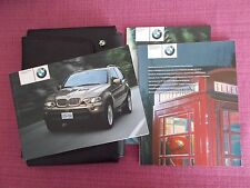 BMW X5 (2003 - 2006)  OWNERS HANDBOOK - OWNERS MANUAL - OWNERS GUIDE (BM 713)