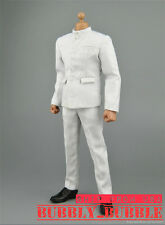 1/6 Chinese-style Costume Bruce Lee Kung Fu Suit B For Hot Toys SHIP FROM USA