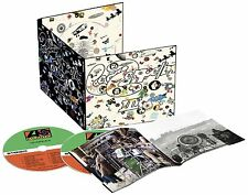 LED ZEPPELIN III REMASTERED 2014 DELUXE EDITION 2 CD DIGIPAK NEW