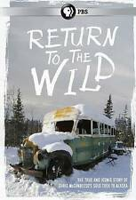 Return to the Wild: The Chris Mccandless Story DVD, ., .