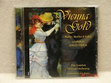 *CD Vienna Gold  Tribute to Johann Strauss The London Festival Orchestra