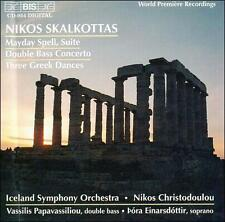 Mayday Spell / Double Bass Cto / 3 Dances, Skalkottas, N., New Import
