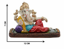 Affaires Ganpati Murti Idol Statue for car / office Decor Ideal Gift G-402