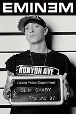 EMINEM POSTER - Mug Shot - Marshall Mathers Slim Shady BRAND NEW LICENSED