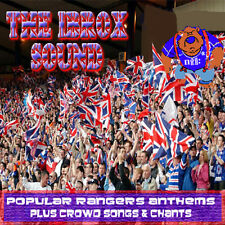 THE  IBROX  SOUND   **NEW**   LOYALIST/ORANGE/ULSTER/ RANGERS/CD