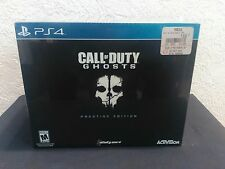 Call of Duty: Ghosts -- Prestige Edition for PS4 (New Factory Sealed)