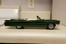 1964 Cadillac De Ville CV. promo NEAR MINT, VERY RARE Color Jo-Han G.M. Caddy 64