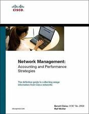 Network Management: Accounting and Performance Strategies, Wolter, Ralf, Claise,