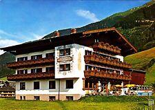 Hinterglemm / Saalbach , Hotel Unterschwarzachhof , Ansichtskarte ,1984 gelaufen