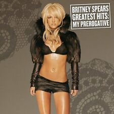 Britney Spears : Greatest Hits: My Prerogative (Limited Edition with Bonus CD) (