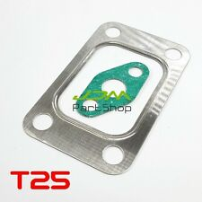 New T25 T28 GT25 GT28 GT2876 GT3071R Turbo Inlet GASKET SS304 Stainless Steel