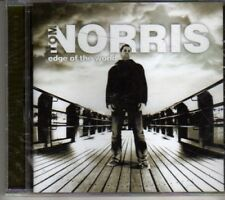 (DG961) Tom Norris, Edge of the World - 2009 sealed CD
