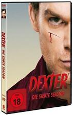 DEXTER - Season / Staffel 7 (4 DVDs) NEU & OVP *