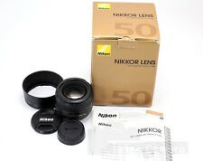 Nikon AF-S Nikkor 50mm f/1.4 G Lens for D5500 D7200 D750 D800 D810
