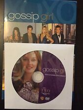 Gossip Girl - Season 3, Disc 2 REPLACEMENT DISC (not full season)