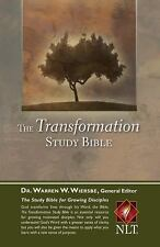 The Transformation Study Bible--Hardcover