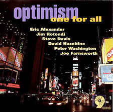 Optimism by One for All (CD, May-1998, Sharp Nine Records)