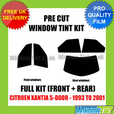 CITROEN XANTIA 5-DOOR 1993-2001 FULL PRE CUT WINDOW TINT