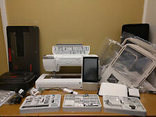 Janome Memory Craft MC15000 Sewing and Embroidery Machine -  1 HOUR OF SEW TIME