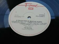 THE BEATLES  A COLLECTION OF OLDIES 1980s   RARE FAME LABEL PRESS EXCELLENT