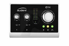 Audient ID14 Interfaz De Audio Y Controlador De Monitor