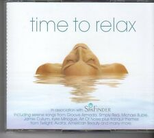 (FD461B) Time To Relax, 54 tracks various artists - 3 CDs - 2010