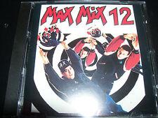 Max Mix 12 Various Italo House Mix / Megamix CD