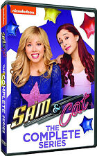 "Nickelodeon's Sam & Cat Complete TV Series On 5 DVD set ""NEW"" R1"