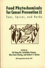 Food Phytochemicals for Cancer Prevention II: Teas, Spices, and Herbs (Acs Sympo