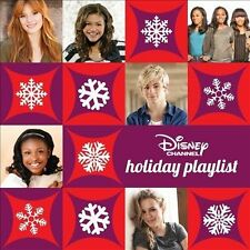 Disney Channel Holiday Playlist by Various Artists (CD, 2012, Walt Disney)