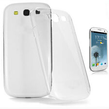 Clear Ultra Thin Crystal Hard Back Skin Case Cover For Samsung Galaxy S3 i9300